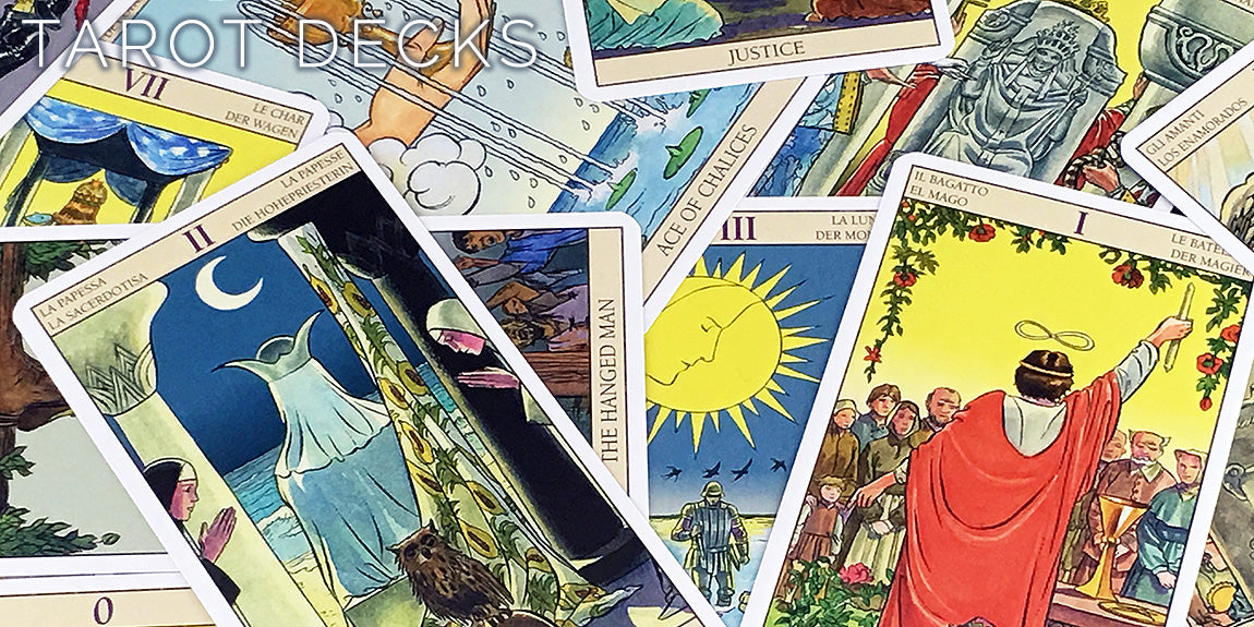 Tarot Of The New Vision By Lo Scarabeo - Via Llewellyn