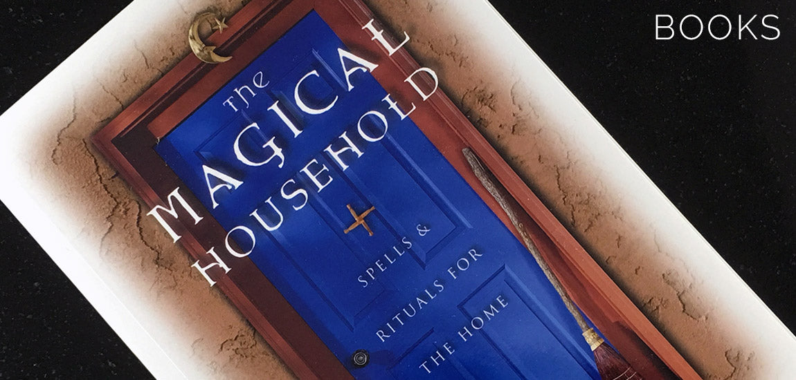 The Magical Household Rituals and Spells for the Home By Scott Cunningham and David Harrington