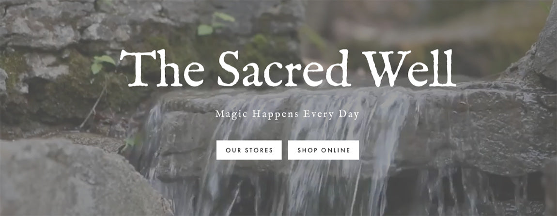 The Sacred Well Metaphysical Shop