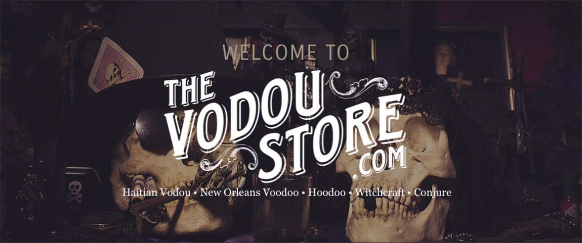 The Vodou Store - Featured Inside The Samhain Sabbat Box