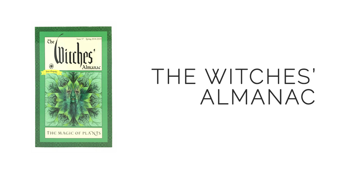 The Witches Almanac Spring 2018 to Spring 2019 Sabbat Box