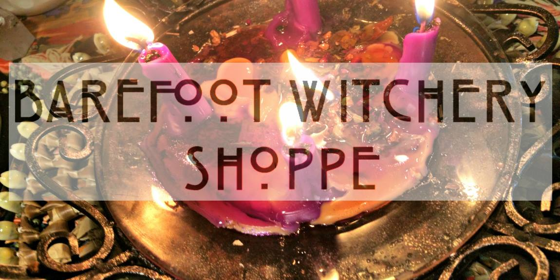 The Barefoot Witchery Hoodoo Rootworker