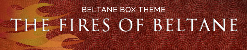 Beltane Sabbat Box Beltane Box Wheel of the Year
