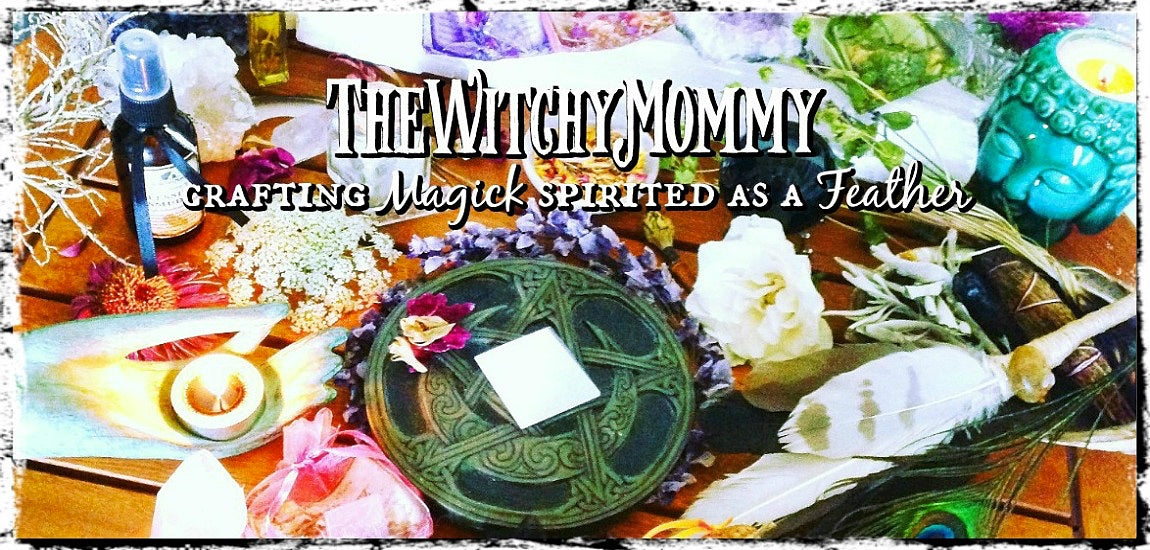 The Witchy Mommy Shop