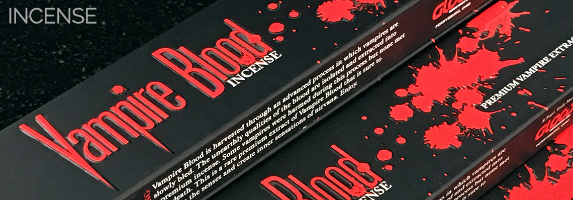 Vampire Blood Incense - Vampires Blood Stick Incense Samhain Sabbat Box