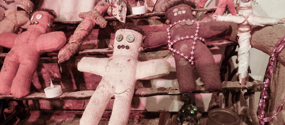 What Are Voodoo Dolls and Poppets - Sabbat Box Blog