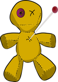 What is a Voodoo Doll - What is a Poppet?