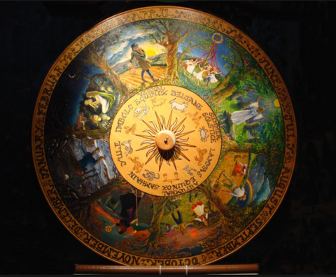 Wheel of the Year Sabbat Box