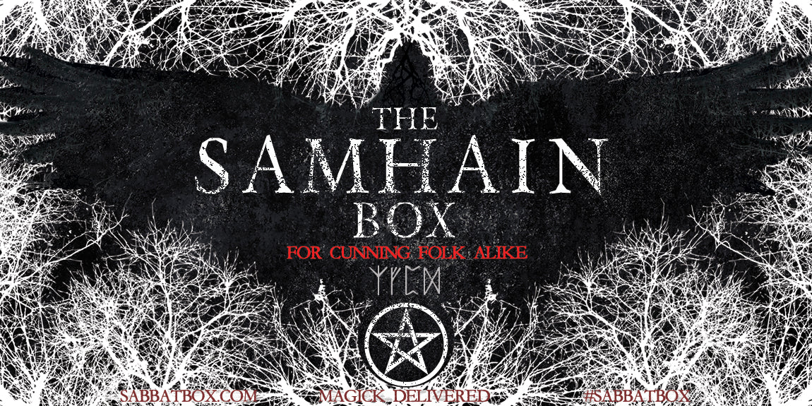Samhain 2017 Sabbat Box Theme Release • The Samhain Box - For Cunning Folk Alike