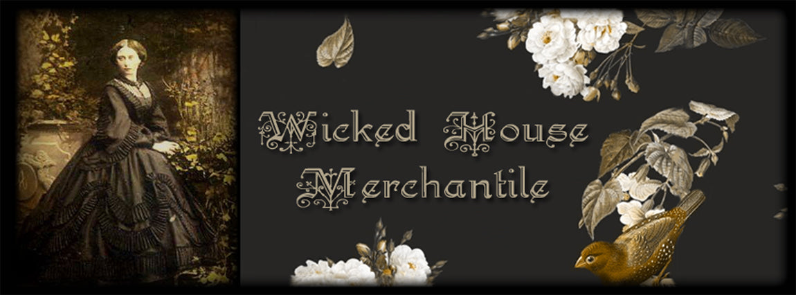 Wicked House Mercantile Witch Shop Online Witchcraft Supplies Store