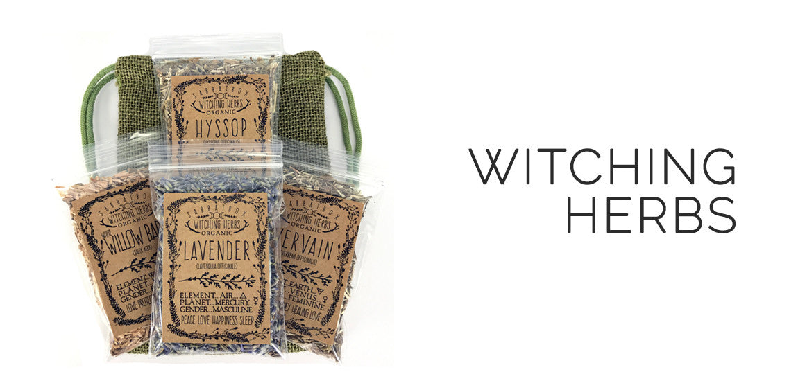 Sabbat Box Witching Herbs Kit