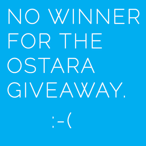 Ostara Super Sabbat Giveaway Winner