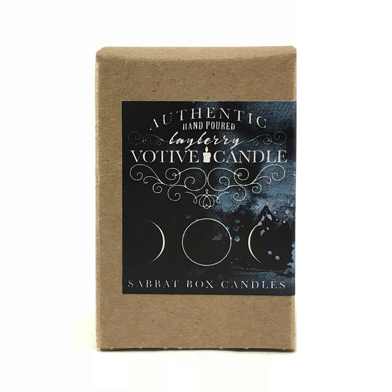 Sabbat Box Bayberry Votive Candles