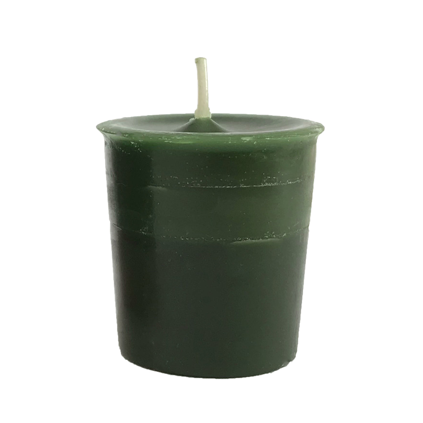 Hand Poured Bayberry Votive Spell Candle