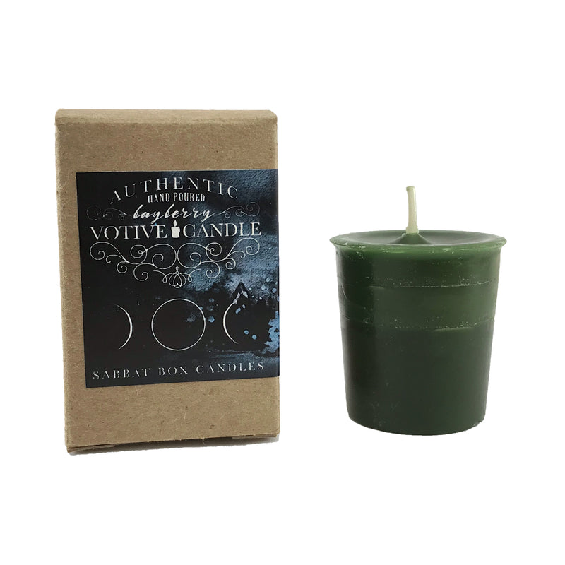 Bayberry Votive Spell Candle By Sabbat Box