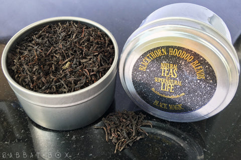 Black Magic Ritual Tea - 6 oz