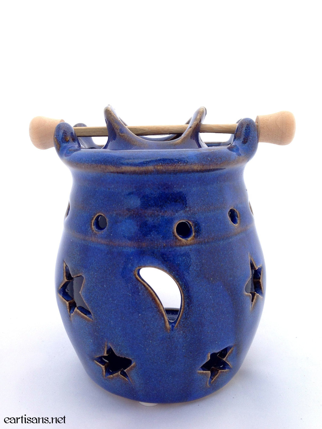 Blue Celestial Oil Burner