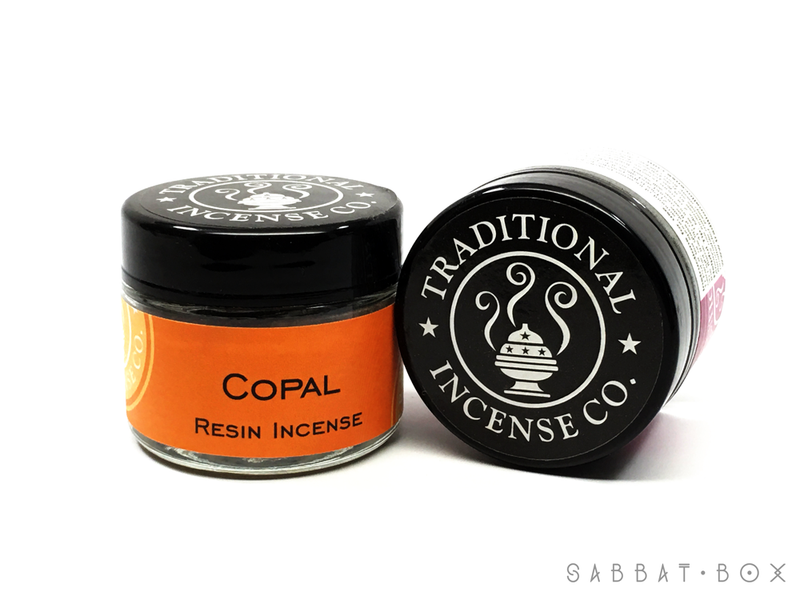 Copal Resin Incense - 3.5oz