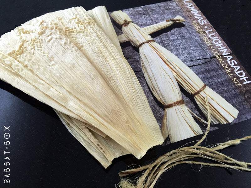 Corn Husk Doll Kit