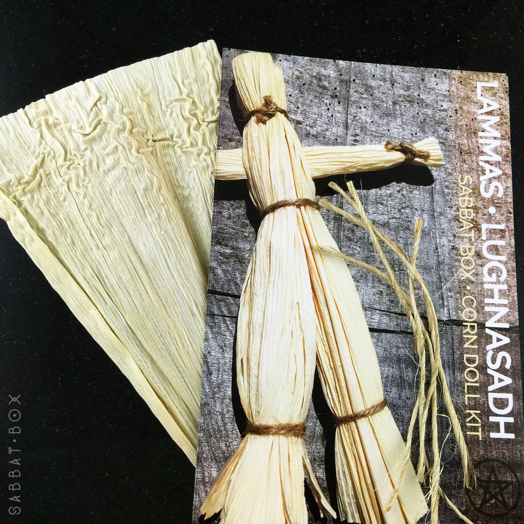 Lughnasadh Corn Husk Dolly Kit By Sabbat Box
