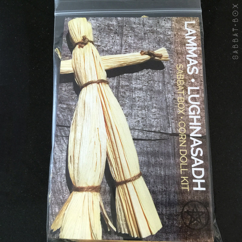 Lammas Corn Husk Doll Kit By Sabbat Box