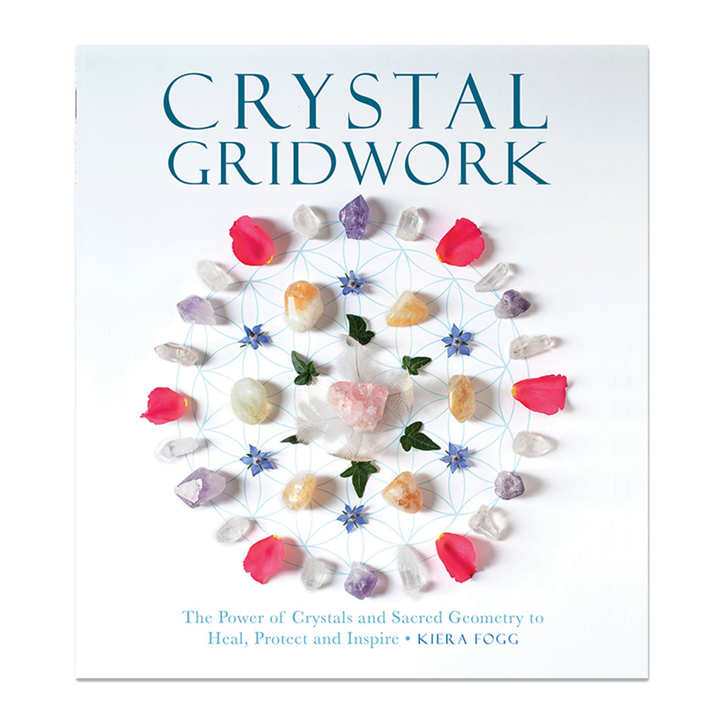 Crystal Gridwork By Kiera Fogg Weiser Books - Sabbat Box