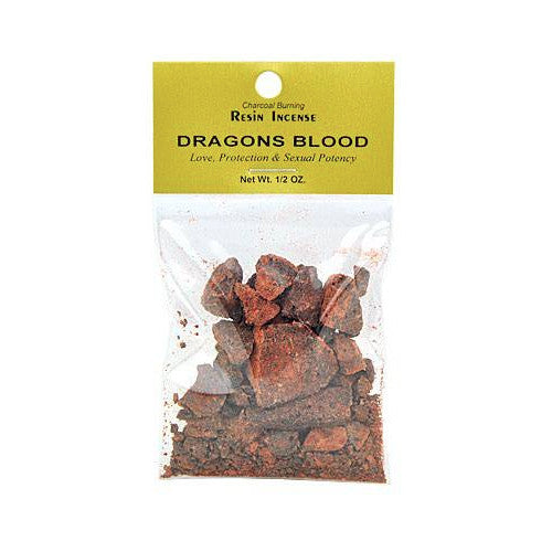 Dragon's Blood Resin Incense