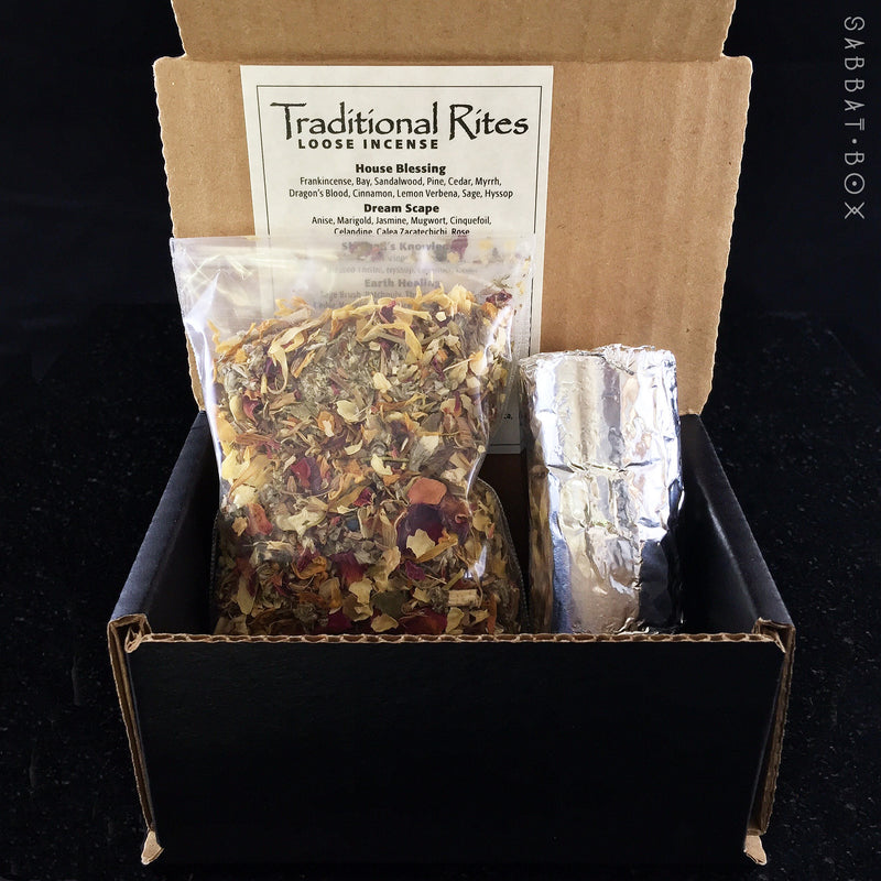 Traditional Rites Loose Incense Kit Dreamscape
