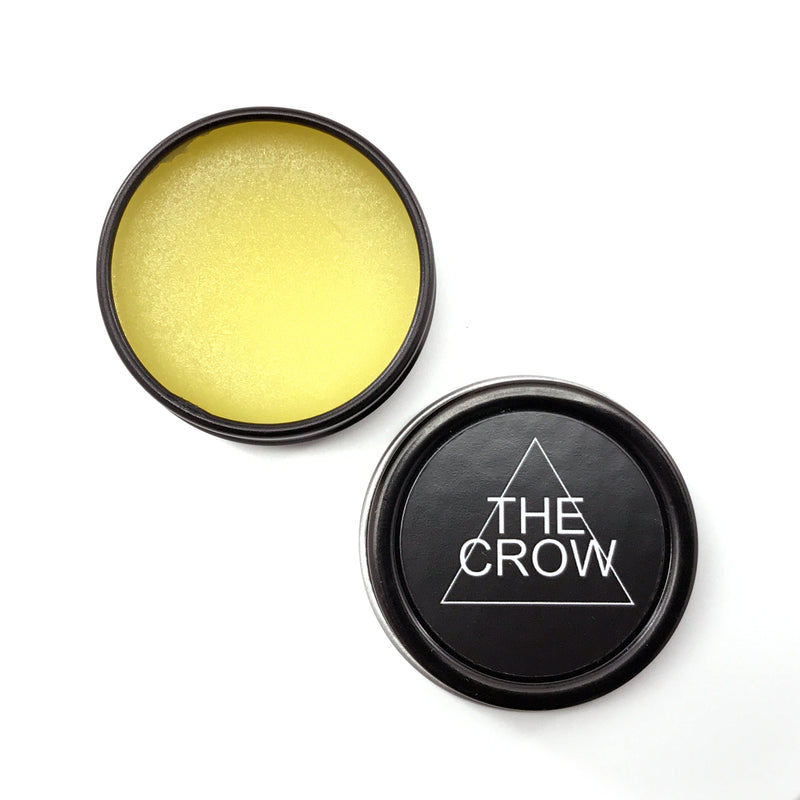 The Crow Crystal Infused Anointing Balm By FOG - Sabbat Box