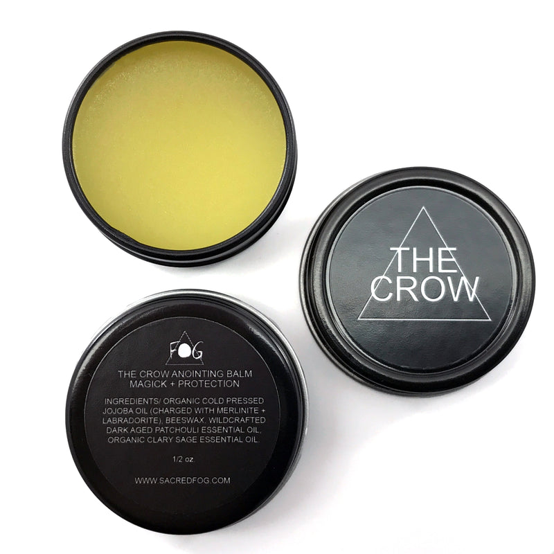 The Crow, Pagan Anointing Balm By FOG - Sabbat Box