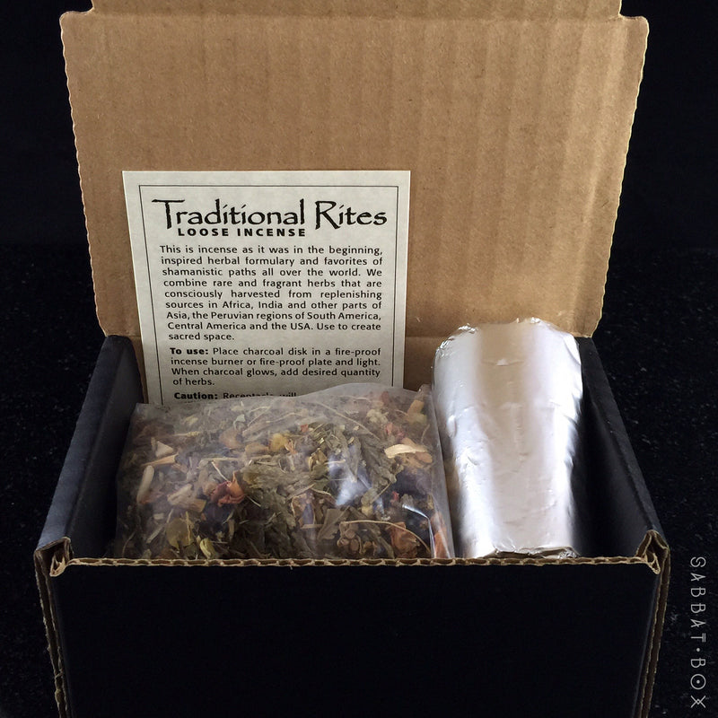 Faery Fire Incense