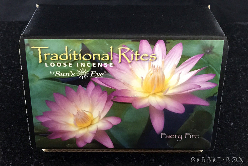 Faery Fire Traditional Rites Loose Incense