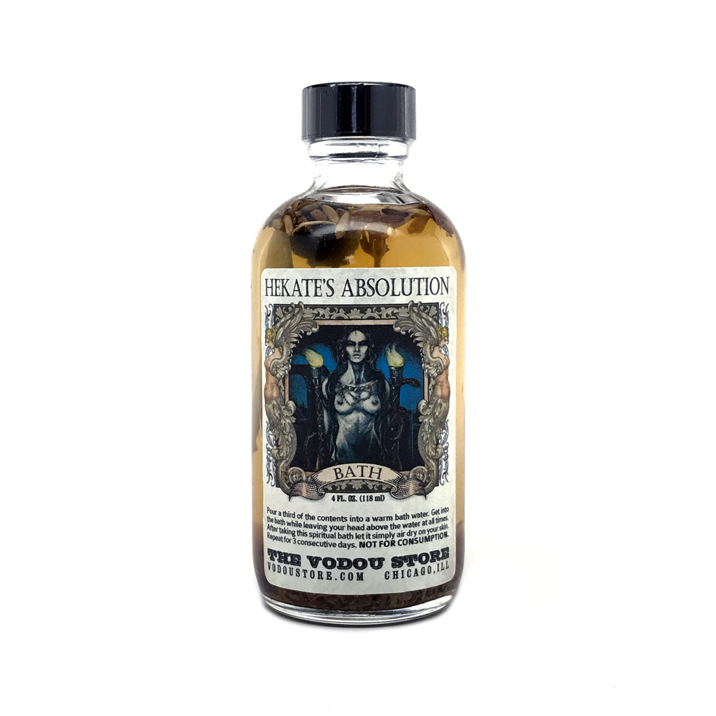 Hekete's Water of Absolution Bath By The Vodou Store - 4oz