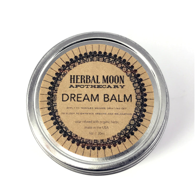 Herbal Moon Apothecary Dream Balm 1oz - Sabbat Box