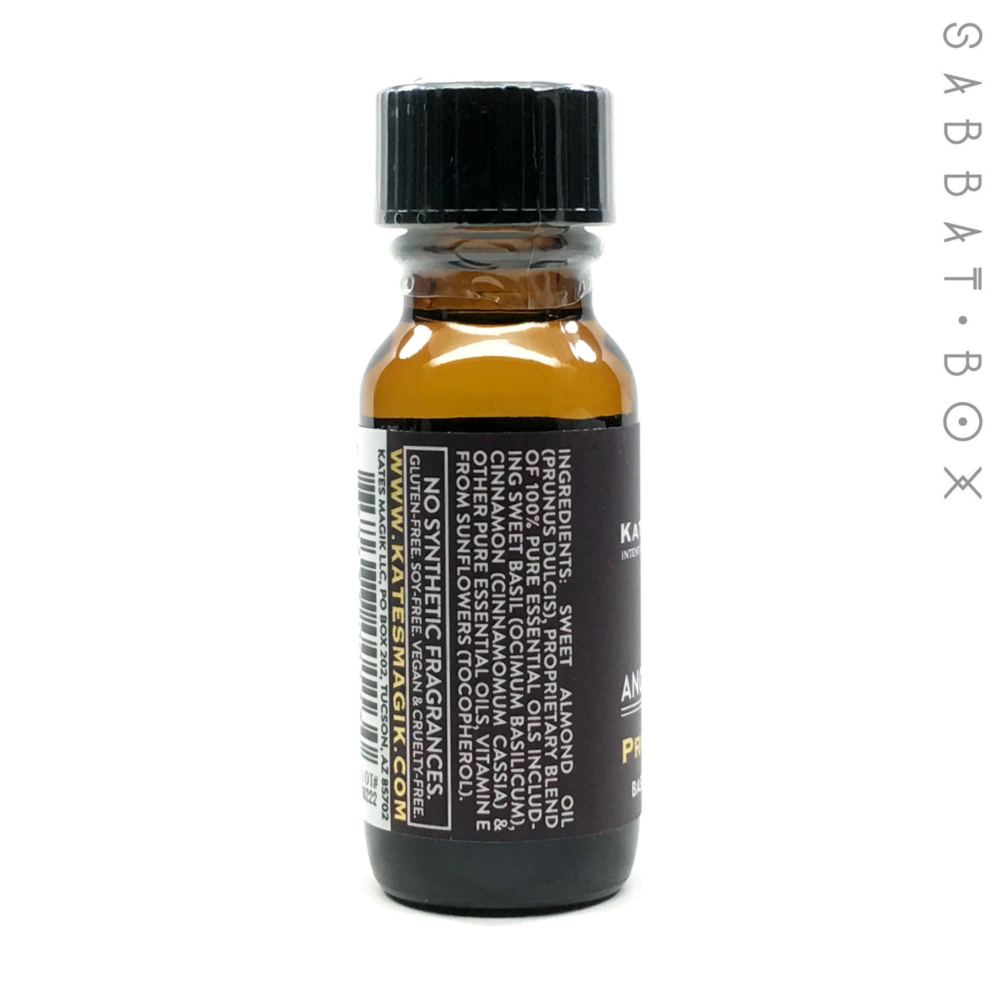 Prosperity Ritual Anointing Oil
