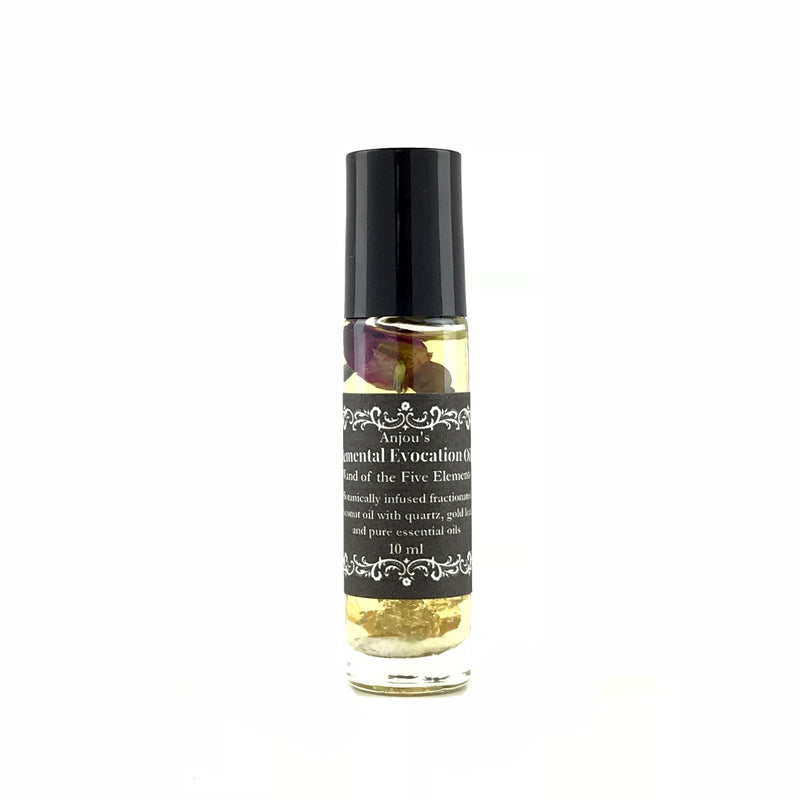 Wand of the 5 Elements - Elemental Evocation Oil By Light of Anjou