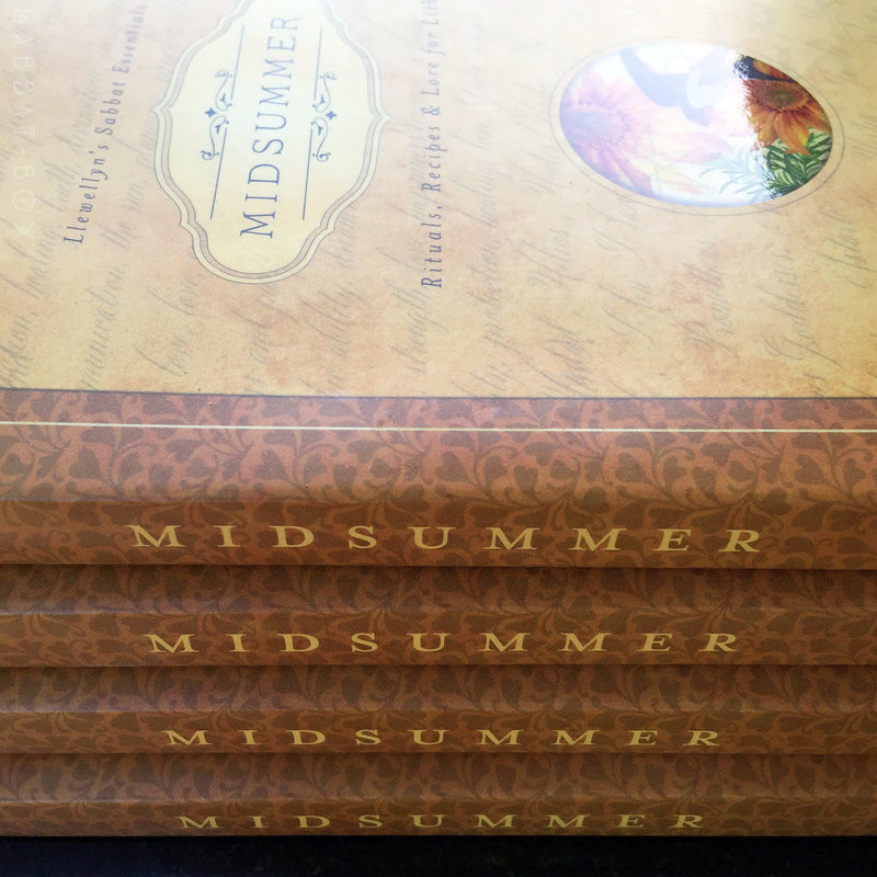 Midsummer Rituals, Recipes and Lore for Litha By Deborah Blake Sabbat Essentials