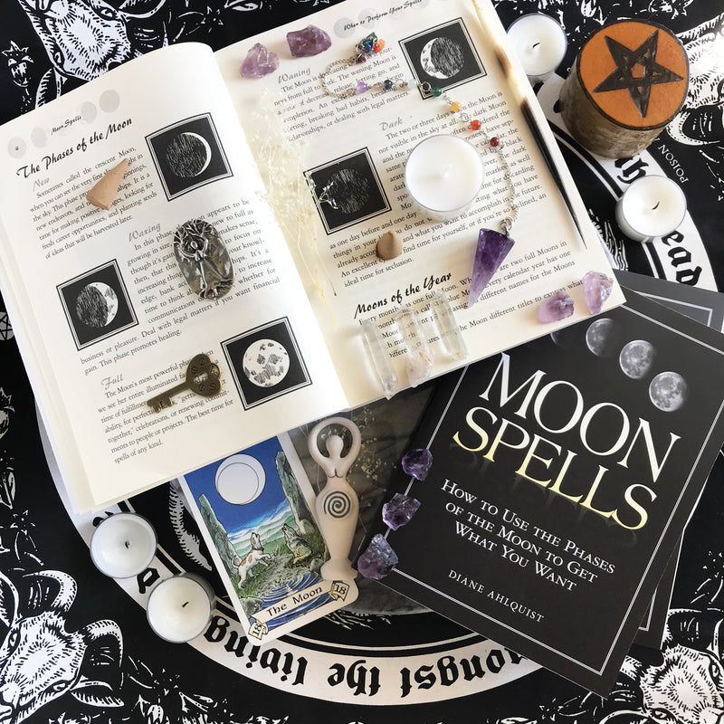 Moon Spells By Diane Ahlquist - Sabbat Box