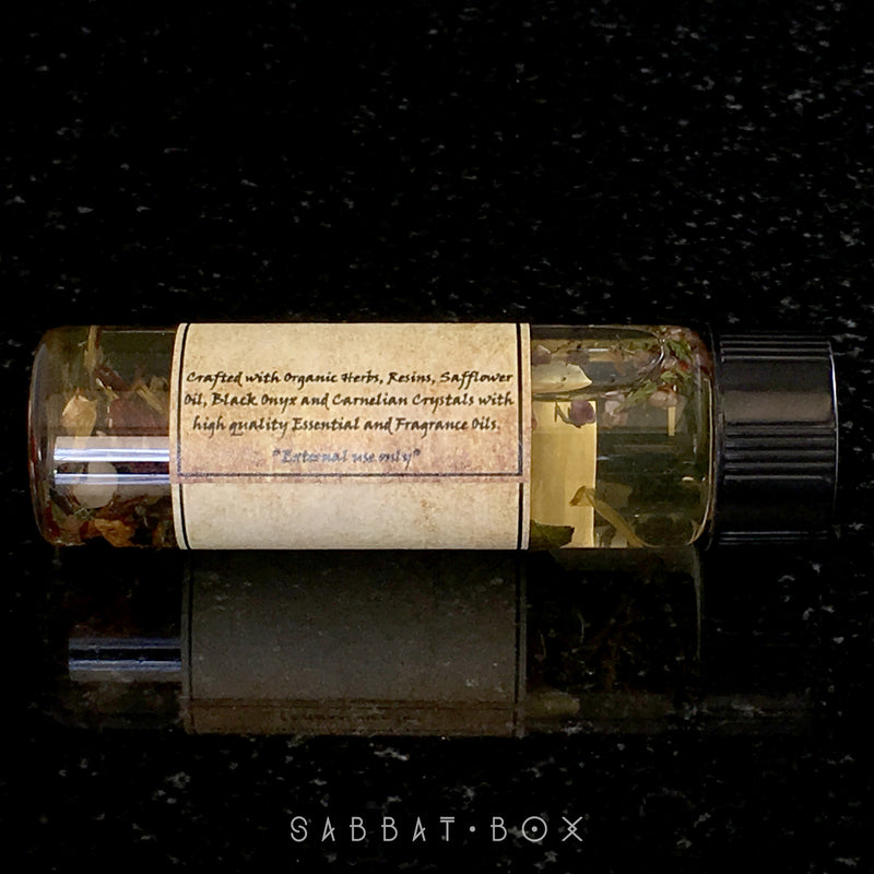 The Spirit of Samhain Sabbat Oil