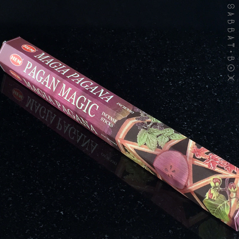 Pagan Magic Stick Incense Hem