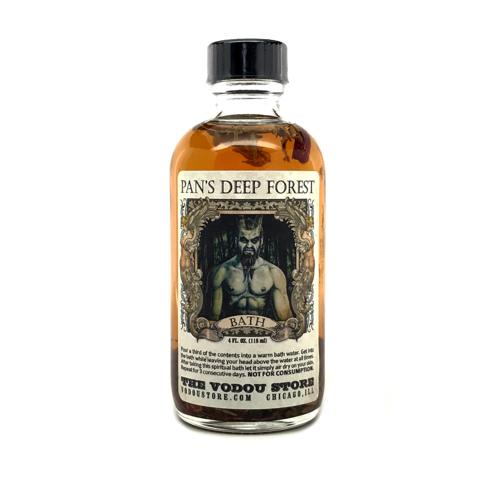 Pan's Deep Forest Ritual Bath 4oz.