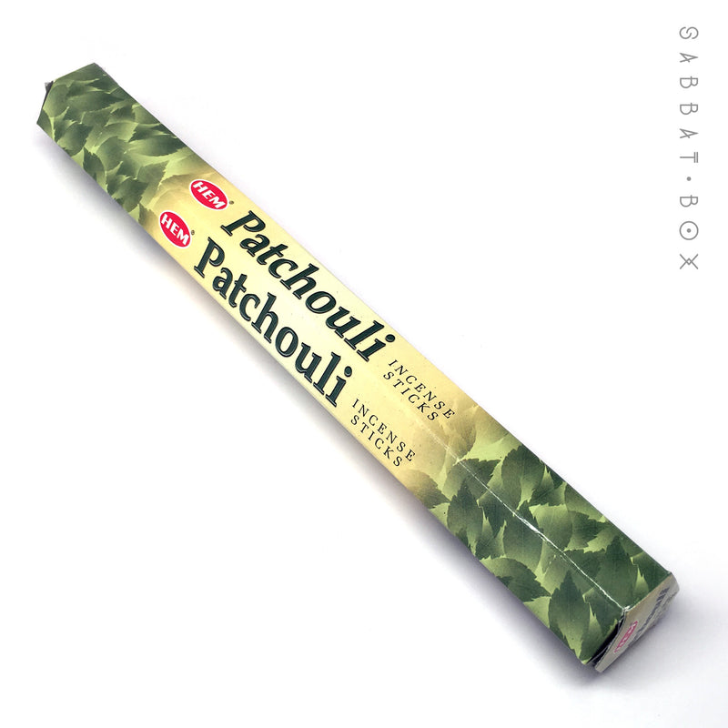 Patchouli Stick Incense by HEM