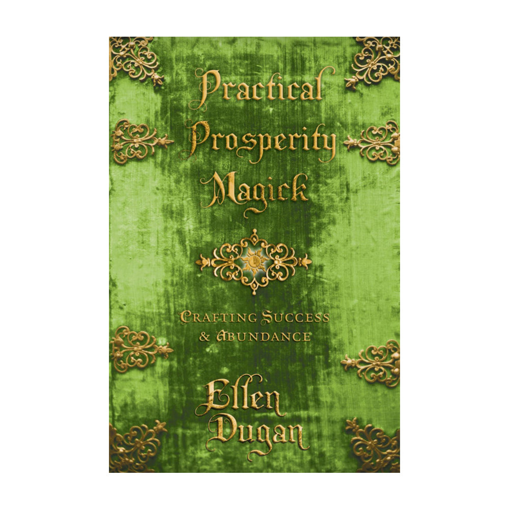 Practical Prosperity Magick By Ellen Dugan - Llewellyn - Sabbat Box