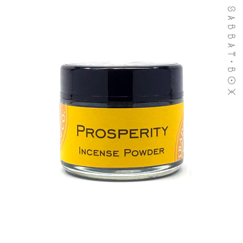 Prosperity Powder Incense