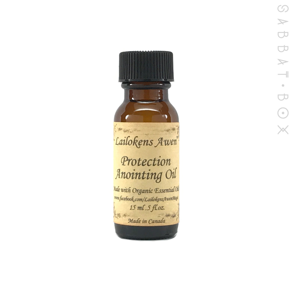 Protection Ritual Anointing Oil By Lailoken's Awen