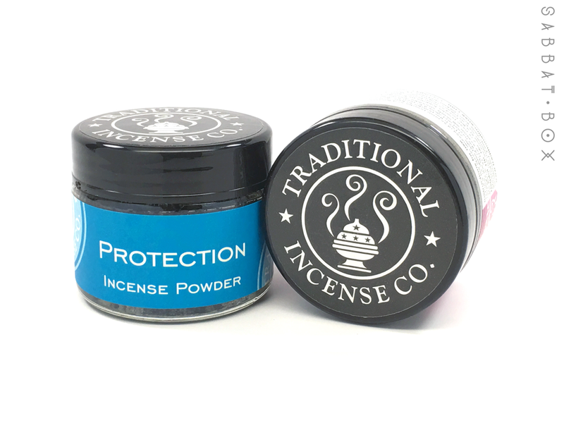Protection Powder Incense - 3.5 oz