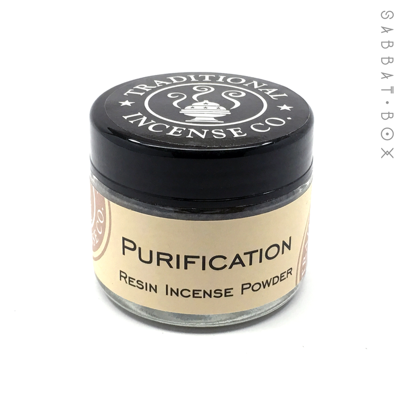 Purification Incense Powder - 3.5 oz