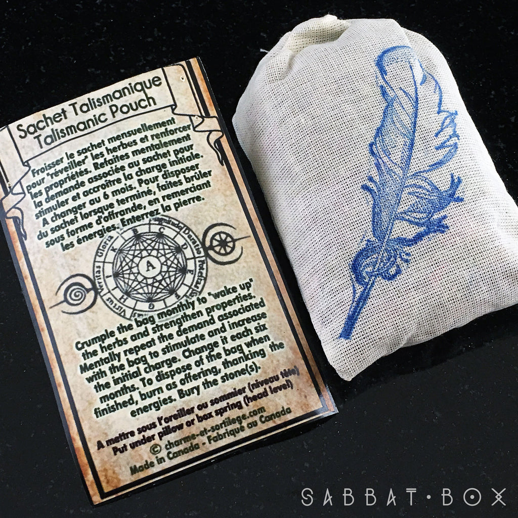 Sleep Sachet - Dreams Sachet - Sabbat Box