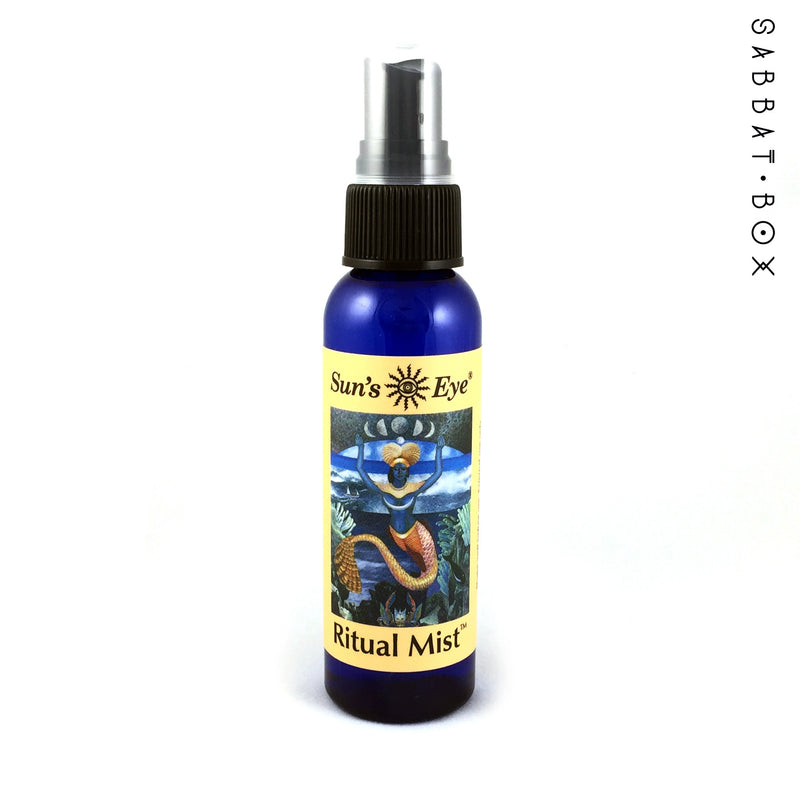 Pagan Ritual Mists By Suns Eye Featured In Mabon Sabbat Box