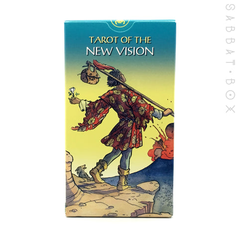 Tarot Of The New Vision By Lo Scarabeo